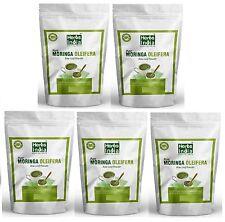 Moringa Oleifera Leaf Powder(Freeze Dried) 5 lb Bag.Premium Quality Fast Shiping