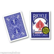 Gold Standard 808 Blue Deck Bicycle Playing Cards Poker Size USPCC Limited New