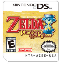 The Legend of Zelda: Phantom Hourglass for Nintendo DS NDS NDSI NDSL NDSLL