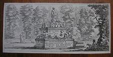 STEFANO DELLA BELLA ´DIVERSES PAISAGES; LANDSCHAFT, LANDSCAPE´ VESME 757, 1643