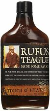 Rufus Teague Touch O' Heat Spicy BBQ Sauce 16 oz.-6 Pack
