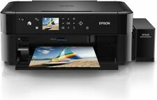 Epson L-850 A4 Size Colour Photo Printer,Scan,Copy with LED & 6 Color CISS Tank.