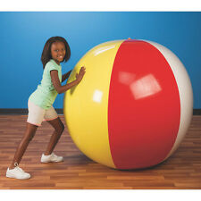 1.4m Giant Inflatabe Beachball for Beach, Gym, School or Park