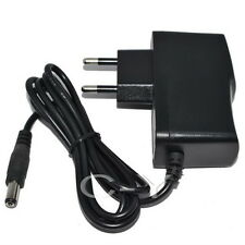 AC Converter Adapter DC 9V 500mA Power Supply Charger EU plug 5.5mm x 2.1mm 0.5A