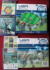 PS2 et PS ONE, VGA FOOTBALL MAT, TAPIS connecté,  neuf + 2 jeux neufs en cadeau