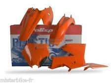 Kit plastiques Coques Polisport KTM SX85 06-12 206-2012 couleur Origine 11-12