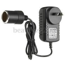 Cigarette Lighter Socket 240V 2A Mains Plug to DC 12V Car Charger Power Adapter