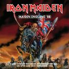IRON MAIDEN MAIDEN ENGLAND '88 REMASTERED 2 CD NEW