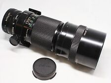 Very good Canon New FD 300 mm F/4 MF Lens Made In Japan