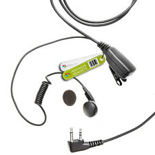 MP TYPE EARPIECE FOR ICOM RADIO (2 PIN RIGHT ANGLE) PENTAGON-HEADSETS