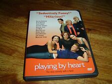 Playing By Heart-1998 (DVD)**OOP** Sean Connery, Angelina Jolie, Free Ship