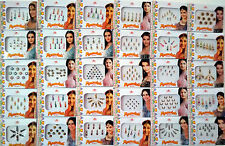 26 Different Packets of India Traditional Bindi Tika Tattoo - Free Shipping
