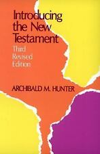 Introducing the New Testament by Archibald M. Hunter (1996, Paperback, Revised)