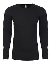 Next Level Thermal Premium Long Sleeve Authentic T-Shirt Basic Plain Tee - N8201