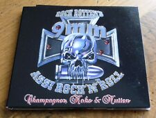 Rock Rotten's 9mm Assi Rock'n'Roll - Champagner, folks & Nutten -  CD Digi