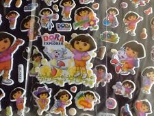 DORA THE EXPLORER Stickers 12 Packs 6 Different 2 Of Each - PARTY BAG GIFT