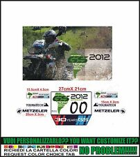 kit adesivi stickers compatibili gs trophy tabelle 2012 south america