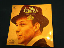 FRANK SINATRA GREATEST HITS THE EARLY YEARS L P LP VINYL LONG PLAYER USED