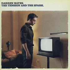 The Tension And The Spark Darren Hayes MUSIC CD