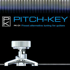 PITCH KEY - INSTANT PRE-SET TUNING CHANGE FOR GUITAR LAP STEEL DOBRO WEISSENBORN