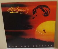 Air Supply - Now And Forever - 1982 Arista Records AL 8-8010 Vinyl LP Record