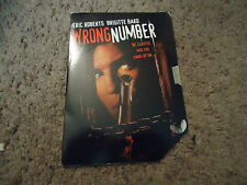 Wrong Number (DVD, 2004)