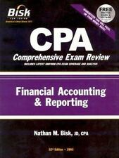 CPA Comprehensive Exam Review, 2003: Financial Accounting & Reporting (32nd Edit