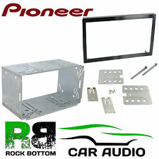 PIONEER AVIC-F80DAB 100mm Replacement Double Din Car Stereo Radio Cage Kit