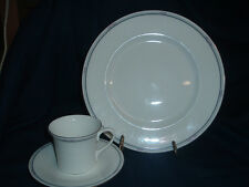 Royal Doulton, SIMPLICITY, Dinner Plate and Cup & Saucer