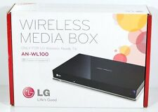 LG AN-WL100 HD Wireless Digital Media Streamer Transmitter Receiver *NEW*