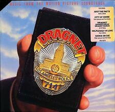 DRAGNET OST MCA 6210 LP PROMO SEALED
