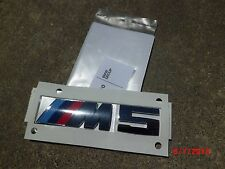 2011-2016 BMW F10 M5 Trunk badge logo emblem 528i 528d 535i 535d 550i 520i 550ix