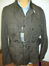 Ralph Lauren Purple Label Cotton Blend Field Jacket  NWT Medium $3995 Dark Olive