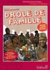 23912 // DROLE DE FAMILLE COMEDIE AFRICAINE DVD NEUF SOUS BLISTER
