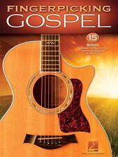 Fingerpicking Gospel Sheet Music Guitar Solo Book NEW 000701059