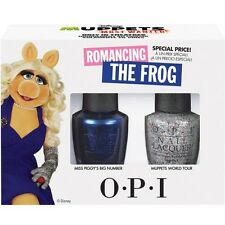 OPI Nail Lacquer Muppet Most Wanted Romancing The Frog