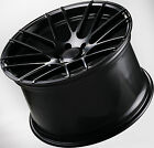 4 x 20 inch OC8 BRAND NEW BLACK WHEELS HOLDEN FORD NISSAN AUDI Range Rover JEEP