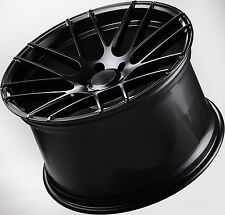 4 x 22 inch OC8 BRAND NEW BLACK WHEELS HOLDEN FORD NISSAN AUDI Range Rover JEEP