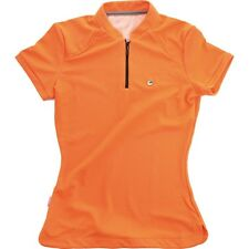 Assos DB.11 Lady Activity Jersey Polo Shirt Short Sleeve Womens Large NWT $130