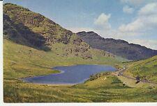Vintage unused Arthur Dixon Postcard Loch Restil, Argyll, 4594
