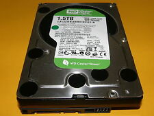 1,5 TB western digital Green WD 15 eads - 00r6b0/2060-771642-000 Rev p1 Hard Disk