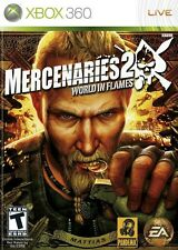 Mercenaries 2: World in Flames - Xbox 360 Game