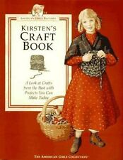 Kirsten's Craft Book (American Girls Pastimes)-ExLibrary