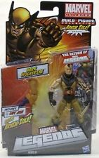 Hasbro Marvel Legends Arnim Zola Build-A-Figure Variant Dark Wolverine Mohawk