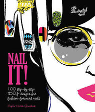 Nail it BRAND NEW BOOK by Sophie Harris-Greenslade (Hardback, 2015)