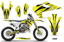 AMR Racing Husqvarna TC 125 FC 250/350/450 Kit Bike Decal MX Wrap 16-17 FADE Y
