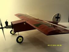 Radio control model aircraft Little Stik 049.