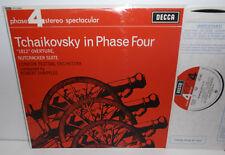 PFS 4044 Tchaikovsky 1812 Overture & Nutcracker Suite London Festival Orch Grvd