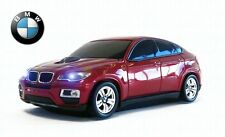 BMW X6 Wireless Car Mouse (Red) - Officially Licensed