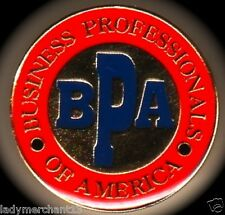 """""""BPA BUSINESS PROFESSIONALS OF AMERICA"""" Enamel Lapel Pins/Lot of 25/ALL NEW!"""
